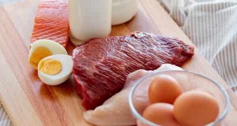 Дефіцит білка та харчування