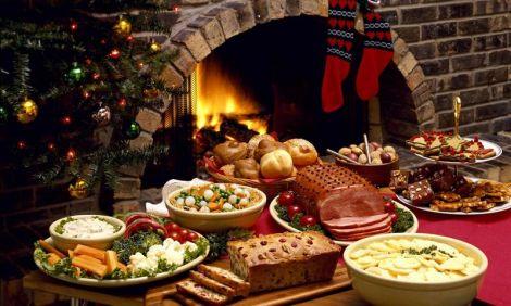 Харчування у новорічну ніч