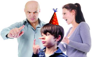 Дитина вас обманює?