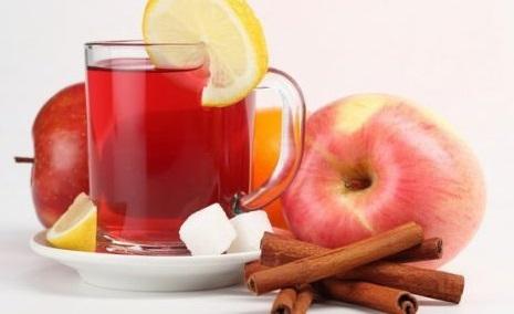 Поєднання яблука та кориці покращує обмін речовин