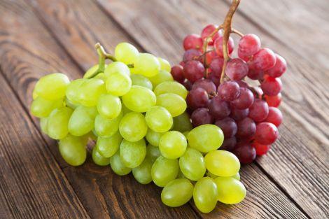 Виноград може вбивати ракові клітини