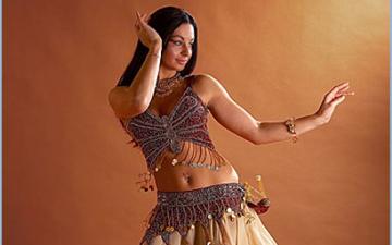танець живота виглядає дуже красиво