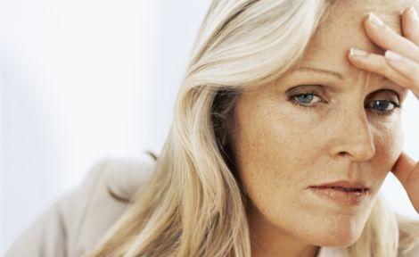 Депресія під час менопаузи