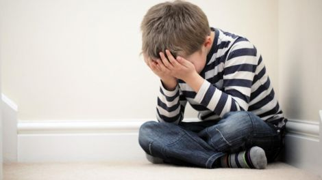 Депресія може виникати у дитячому віці