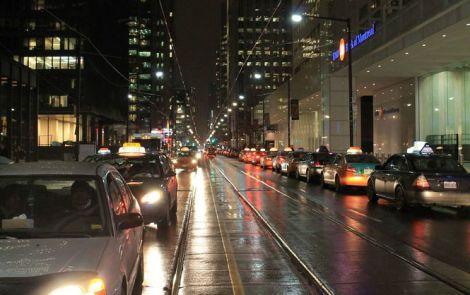 Шум транспорту шкідливий для людей