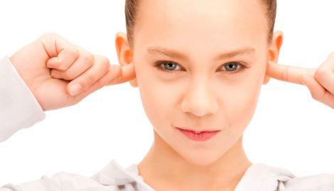 Виникнення шуму у вухах