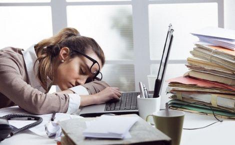 Весняна втома не дозволяє нормально працювати