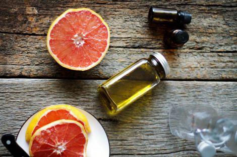 Ефірна олія грейпфрута