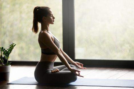 Як позбутися від стресу і болю за допомогою медитації