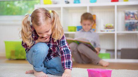 Шкода конфліктів у дитячому садку