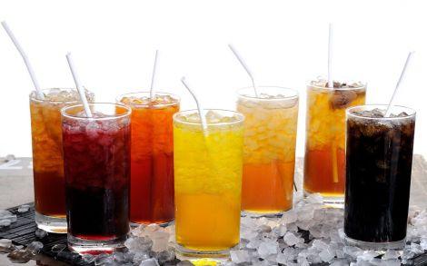 Шкідливі газовані напої