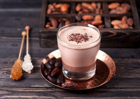 Какао для бадьорого ранку