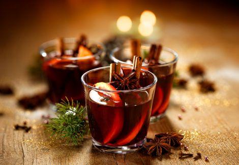 Гарячі напої для холодної зими
