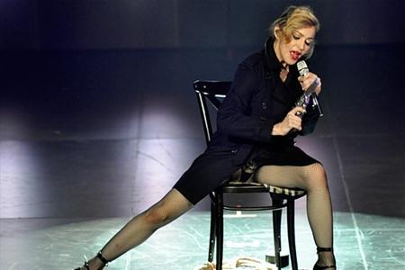 Співачка не сучить себе голодуваннями