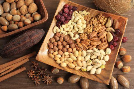Осінні продукти для нормалізації цукру в крові