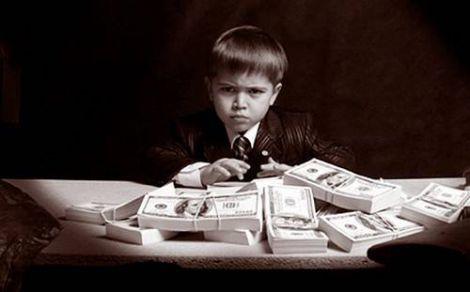 Кишенькові гроші для дитини