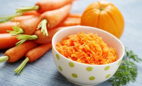 Морквяна дієта позбавить вас від кількох зайвих кілограмів