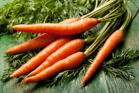 Очистити організм допоможе морква