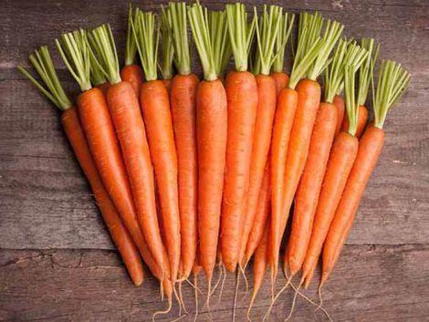 Хвороби, які лікує морква