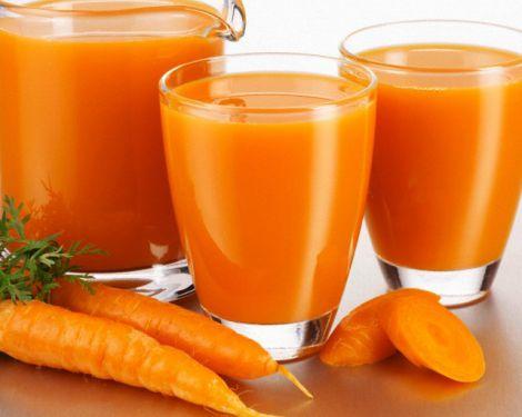 Користь вживання моркви