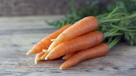 Варена морква може викликати алергію