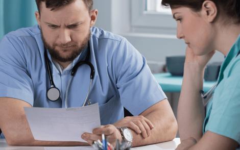 Компенсація за помилку лікарів