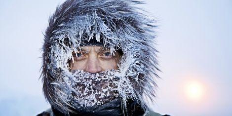Вплив холодної погоди на психіку