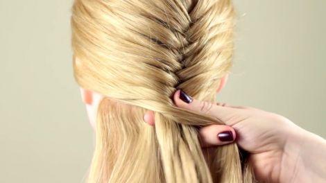 3 прості зачіски на кожен день (ВІДЕО)