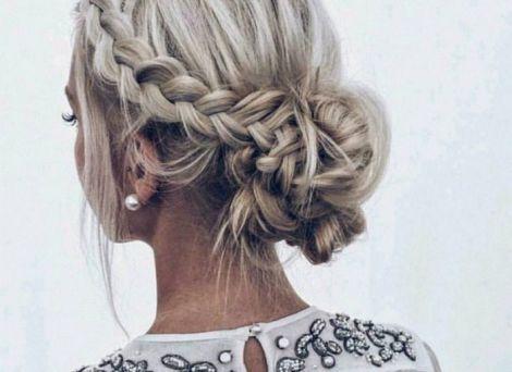 Стильна зачіска для випускного вечора (ВІДЕО)