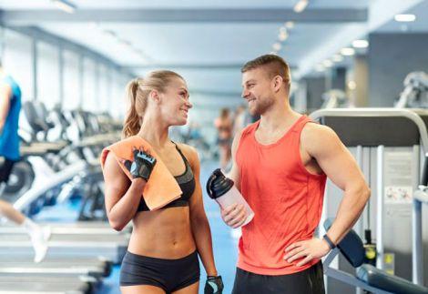 Спільні заняття у спортзалі зближують пару