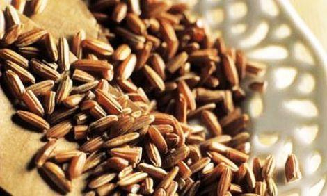 Коричневий рис