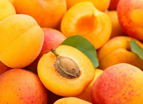 Абрикоси покращують здоров'я печінки