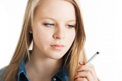 Речовина, яка знижує потяг до нікотину