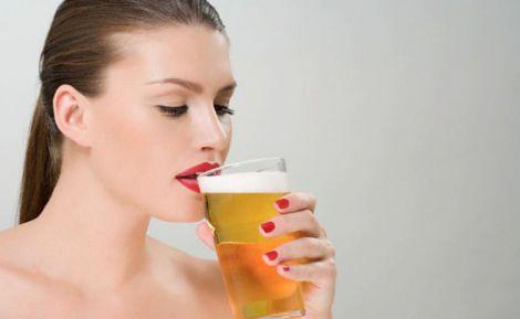 Пиво шкідливе для жінок