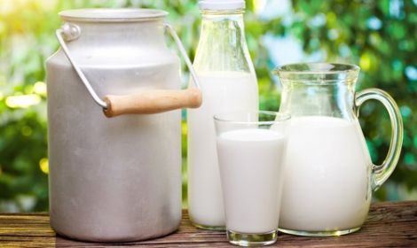 Користь молока