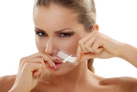 Як видалити вусики з обличчя?