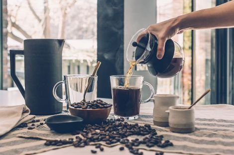 Скільки треба пити кави, щоб схуднути