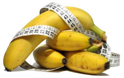 Бананова дієта для ефективного схуднення