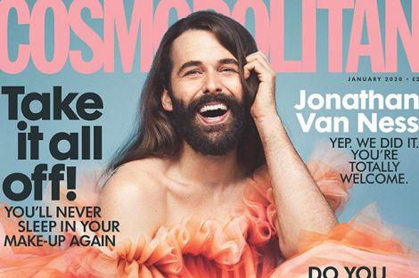 Чоловік на обкладинці Cosmopolitan