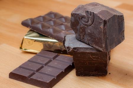 Шоколад містить алколоїд, який підвищує потенцію