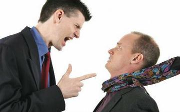 Що ж злить твого шефа?