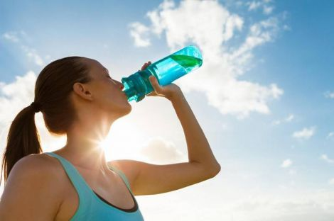 Захист організму від спеки