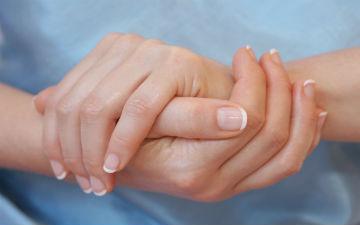 Поверніть еластичність шкірі рук