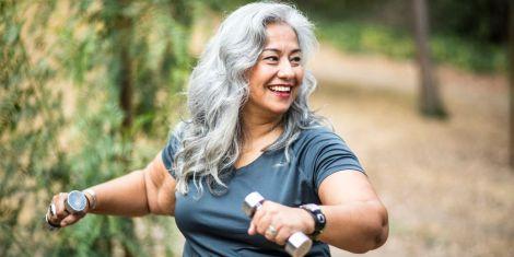 Як схуднути в зрілому віці?