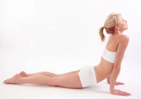 Корисні вправи для спини