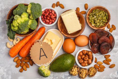 Передозування вітаміном А