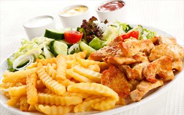 їжа смажена на рослинних оліях не шкодить організму людини