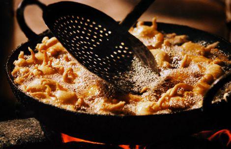 Смажена їжа призводить да серйозних захворювань