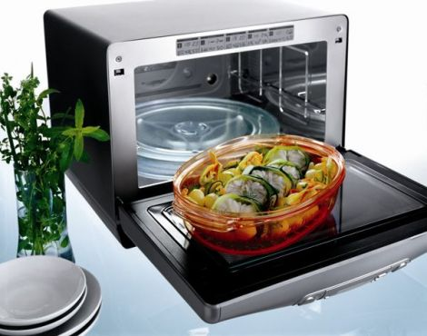 Чи корисно готувати їжу у мікрохвильовці?