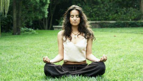 медитація дозволить розслабитись та відпочити